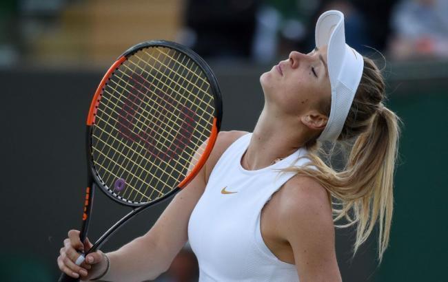 Фото: Элина Свитолина (twitter.com/Wimbledon)