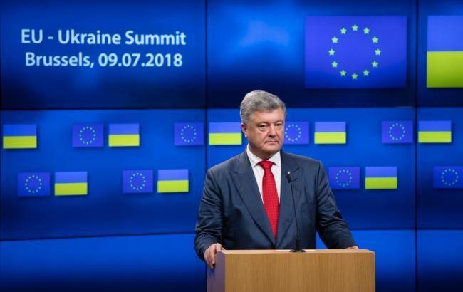 Украина и ЕС будут противодействовать угрозам вмешательства в выборы, - Порошенко