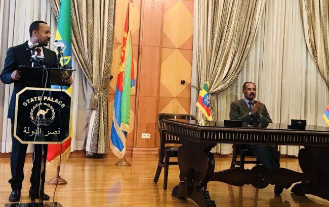 Ефіопія та Еритрея домовилися про завершення війни