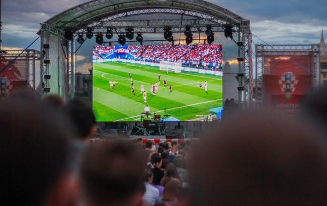Хорватия - Англия: где смотреть матч