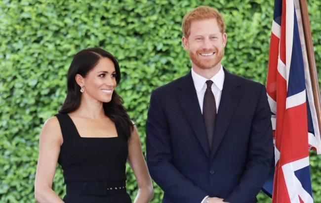 В сети появилась совместная монограмма Меган Маркл и принца Гарри