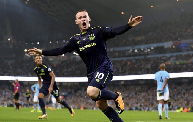 «Манчестер Сити» сыграл вничью с«Эвертоном» вматче чемпионата Британии пофутболу