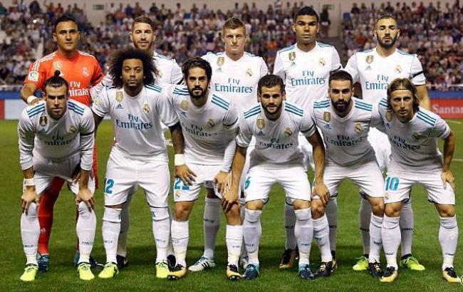 Реал продлит договоры спятью игроками основного состава