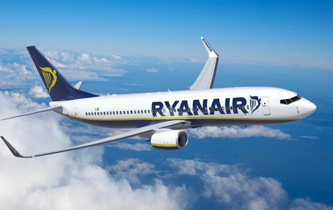 Ryanair скасувала 600 рейсів через страйк пілотів