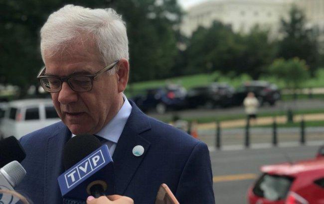 Польща повністю підтримує декларацію США по Криму, - Чапутович