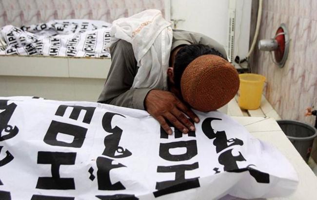 Теракт у Пакистані: кількість загиблих досягла 140