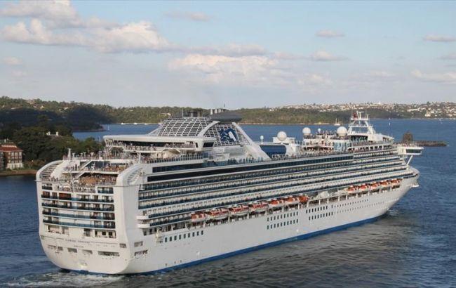 В Японии на еще одном круизном лайнере обнаружили коронавирус