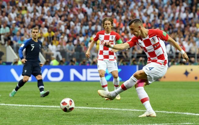 Сборная Франции стала двукратным чемпионом мира по футболу