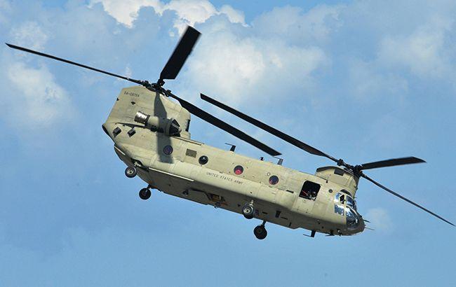 Фото: вертолет Chinook (dimoc.mil)