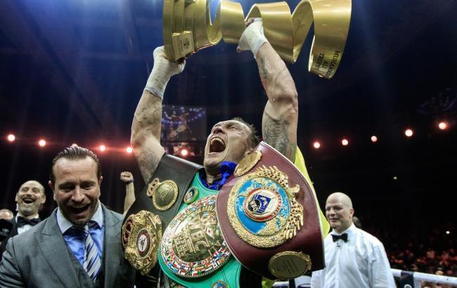 Джошуа назвав найсильнішим боксером сучасності українця ᐉ UA-Футбол