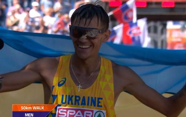 Фото: Марьян Закальницкий (twitter.com/OlympicUA)