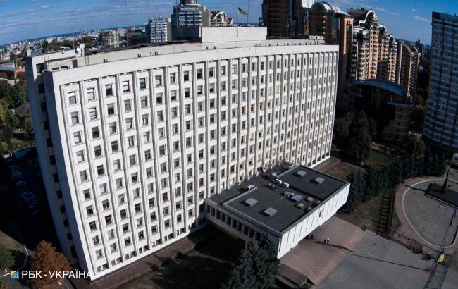 ЦВК зареєструвала ще чотирьох кандидатів в президенти