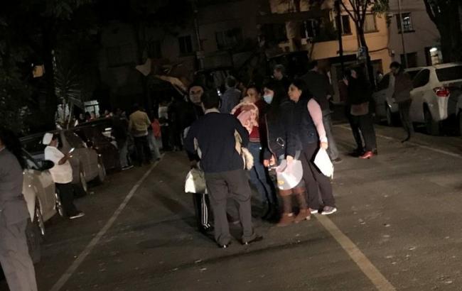 Землетрус в Мексиці: кількість загиблих збільшилася до 15