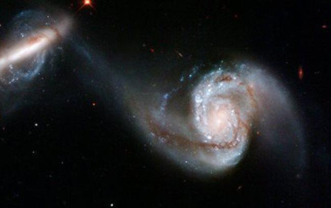Фото: Галактика (twitter.com/HubbleTelescope)