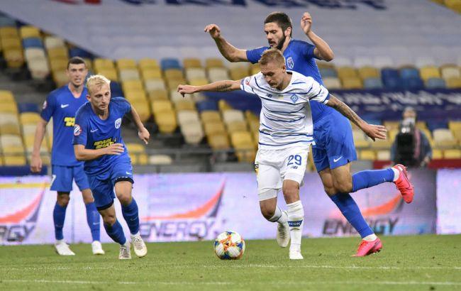 Динамо вирвало нічию у матчі з Десною і залишилося лідером чемпіонату України