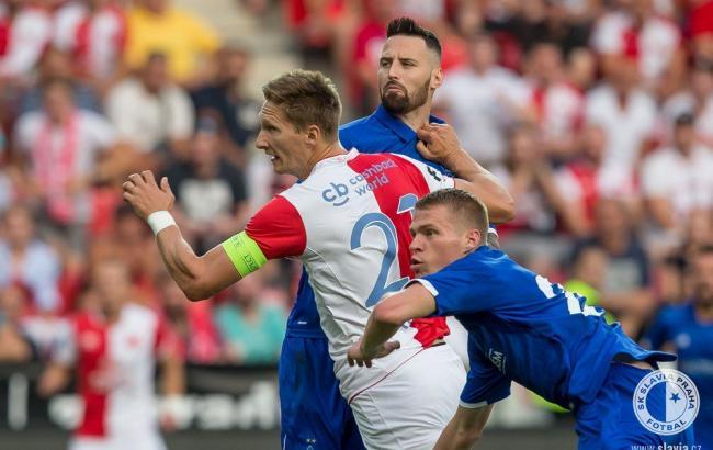 Славия - Динамо 1-1: видео голов и обзор матча