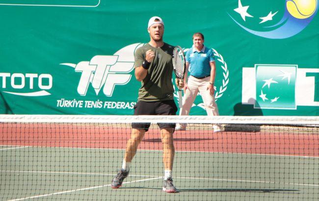 Тенісист Ілля Марченко в Ізмірі виграв свій перший титул у сезоні