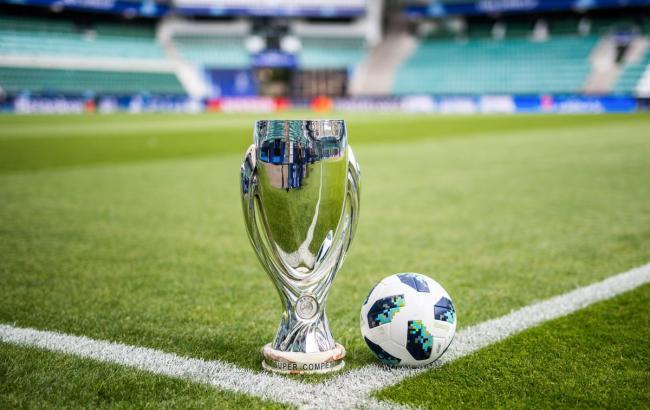 Українець Лунін потрапив дозаявки «Реала» на історичний Суперкубок УЄФА