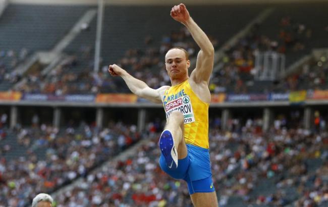 Український стрибун Сергій Никифоров виграв бронзову медаль у стрибках в  довжину на чемпіонаті Європи-2018 з легкої атлетики в Берліні. Про це  повідомляє ... 8c8007bb4d870