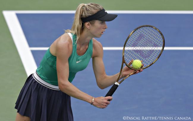 Свитолина уверенно пробилась в четвертьфинал турнира в Монреале