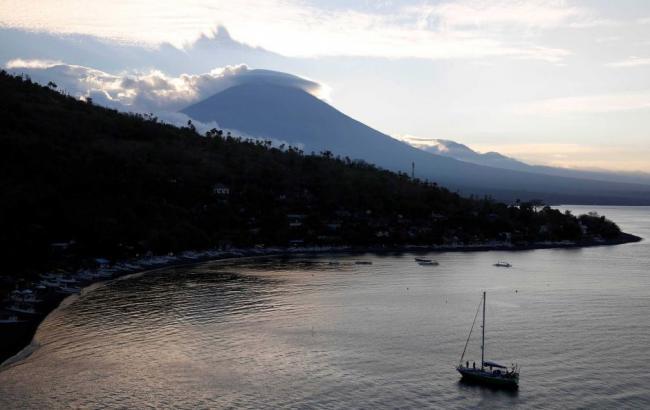 75 тысяч человек были эвакуированы из-за опасности извержения вулкана на Бали