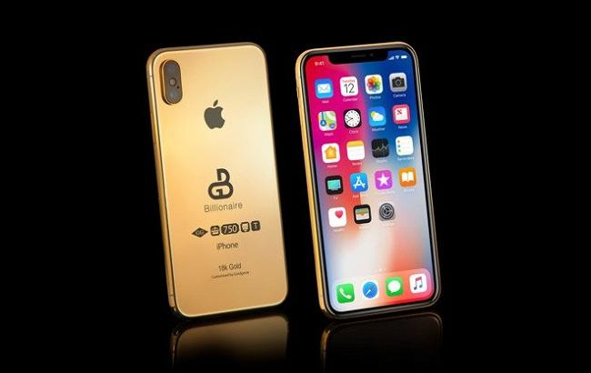 iPhone для миллиардеров: британская компания выпустила новый смартфон за 113 тысяч долларов