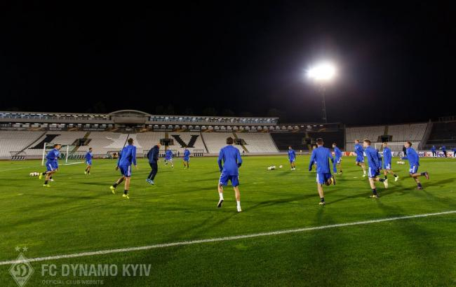 Сегодня «Динамо» и«Заря» проведут матчи группового этапа Лиги Европы