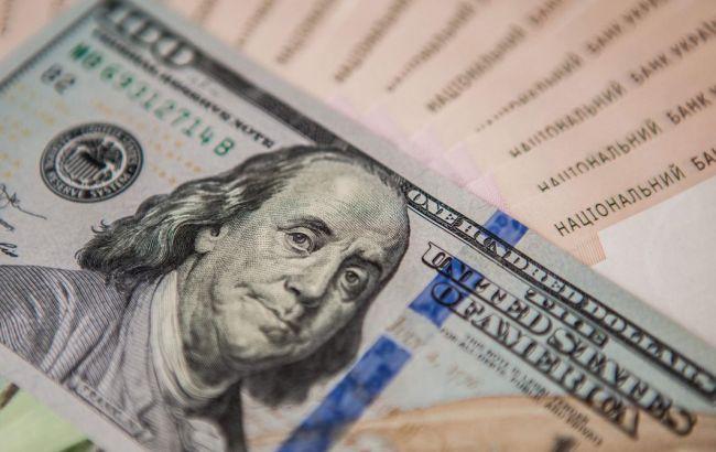 Курс долара на міжбанку знову впав нижче 25 грн