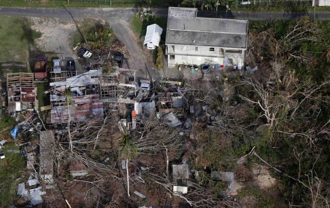 Число погибших  урагана Мария вПуэрто-Рико выросло до  43 человек