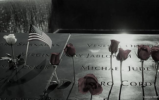 Фото: в США почтили память украинцев, погибших в терактах 11 сентября (twitter.com/UKRinUN)
