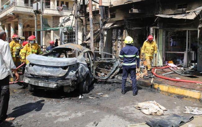 Фото: теракт в Ираке (twitter.com/aa_russian)