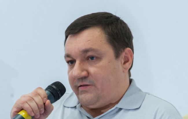 Фото: координатор группы ИС Дмитрий Тымчук