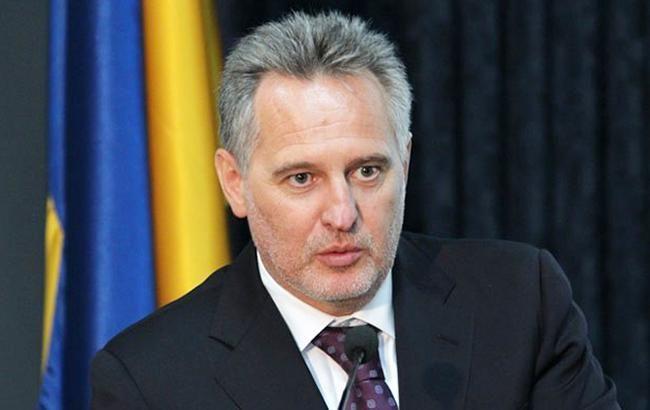 Суд заарештував два особняка українського олігарха Фірташа в Лондоні