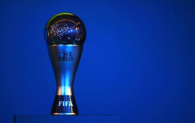 ФИФА объявила трех претендентов в номинации игрок года