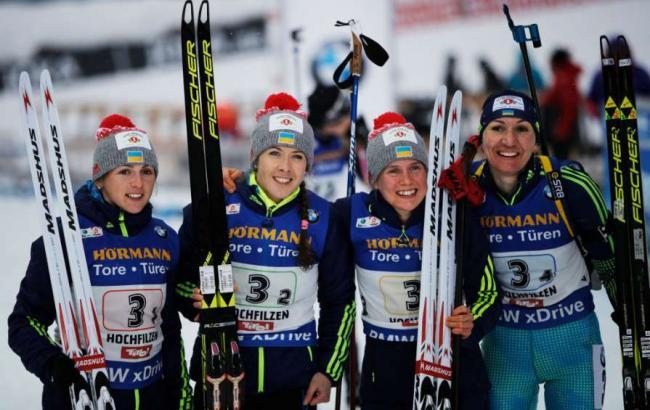 Фото: збірна України з біатлону (biathlon.com.ua)