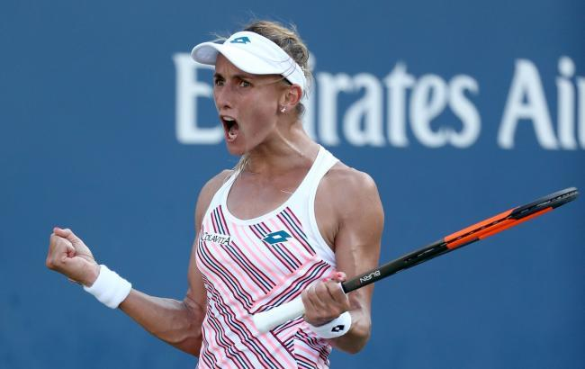 Фото: Леся Цуренко (twitter.com/WTA)