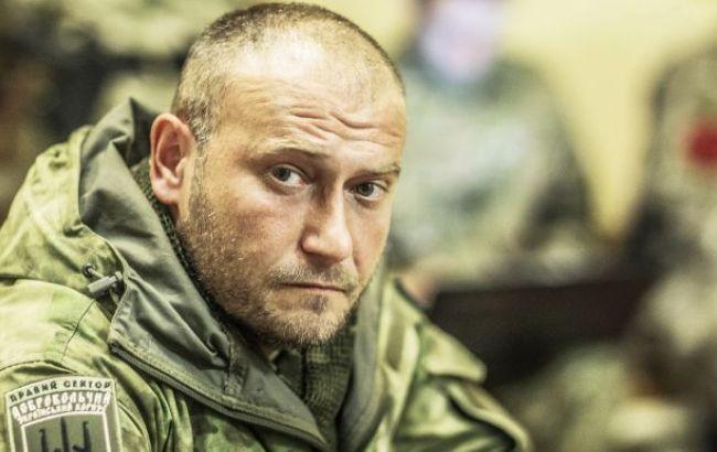 Ярош вніс у Раду законопроект про добровольчий український корпус