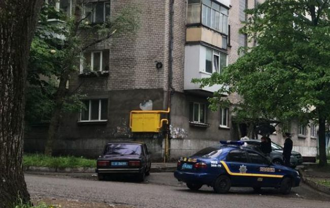 Фото: двое из стрелявших в Днепропетровской обл. уже задержаны местной полицией
