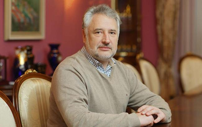 Жебривский предлагает объединить ВГА Донецкой и Луганской областей