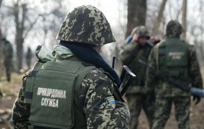На границе с Молдовой при попытке прорыва перевернулось авто