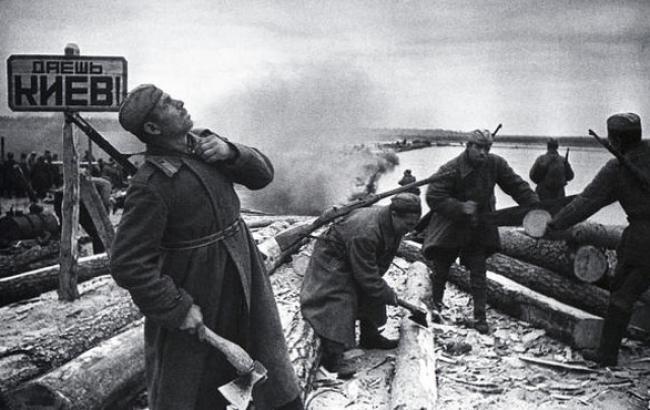 Фото: Архивный снимок фронтовой хроники (facebook.com)