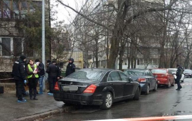 """Застрелений у Києві чоловік був свідком у справі """"діамантових прокурорів"""""""