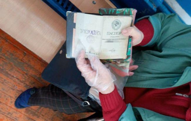 У Кривому Розі пенсіонерка намагалася проголосувати за радянським паспортом