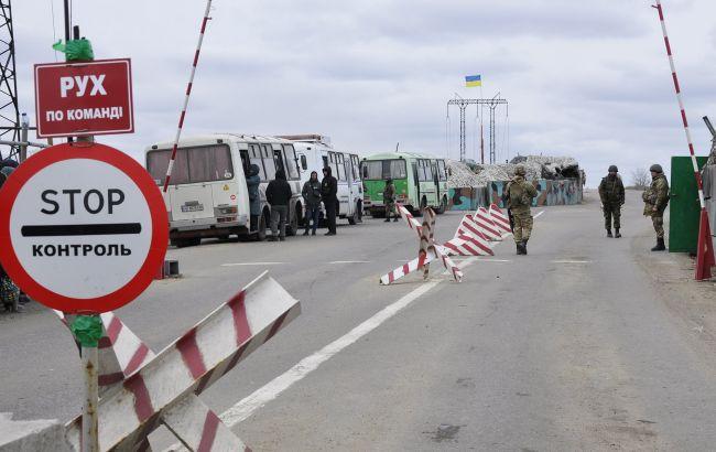 Штаб уточнил дату открытия КПВВ на Донбассе