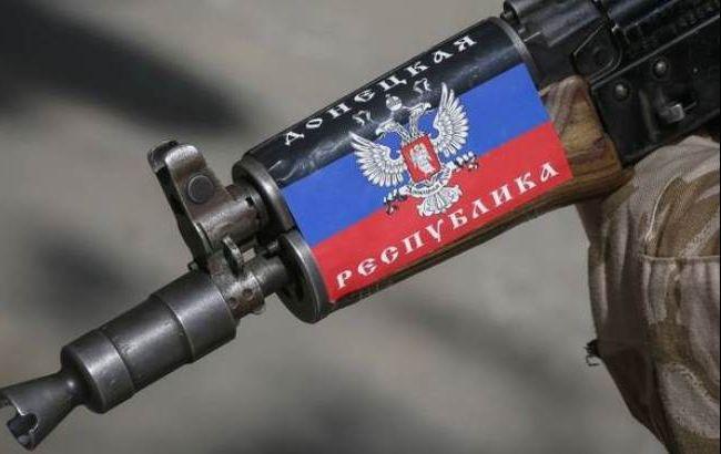 Бойовик ДНР добровільно здався міліції