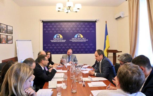 """РФ має намір вивести """"вибори"""" в ОРДЛО за рамки мінських угод, - МінТОТ"""