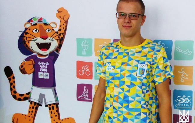 Украина завоевала первую медаль на летних Юношеских Олимпийских играх