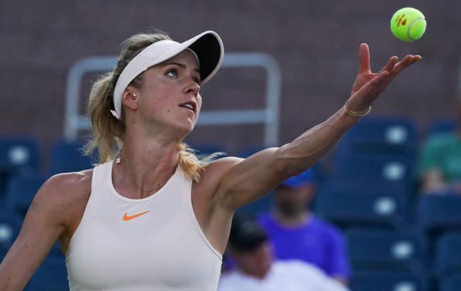 Фото: Еліна Світоліна (twitter.com/WTA)