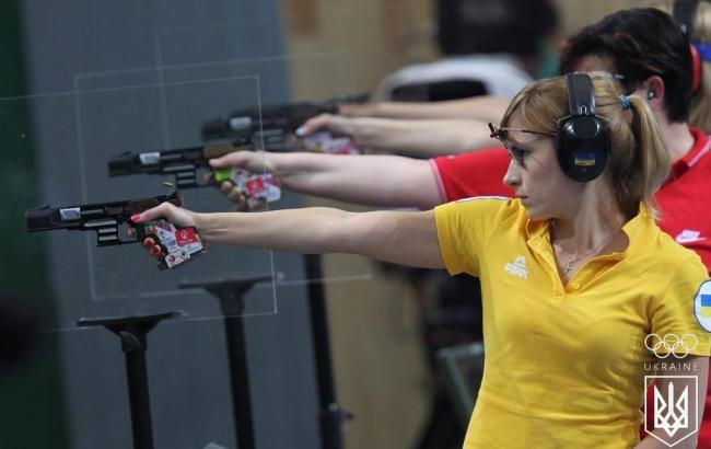 Чемпионка мира по пулевой стрельбе признана лучшей спортсменкой Украины в сентябре