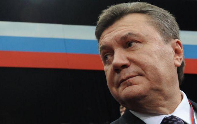 ВГенпрокуратуре сомневаются, что Янукович регулярно живет в Российской Федерации